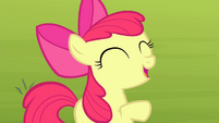 Apple Bloom -I can't believe- S4E17