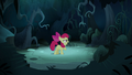 Apple Bloom accuses shadow of casting a spell on her S5E4.png