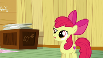 Apple Bloom says --Exactly-- S6E4