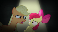 Applejack -we don't have room for non-apples- S5E4