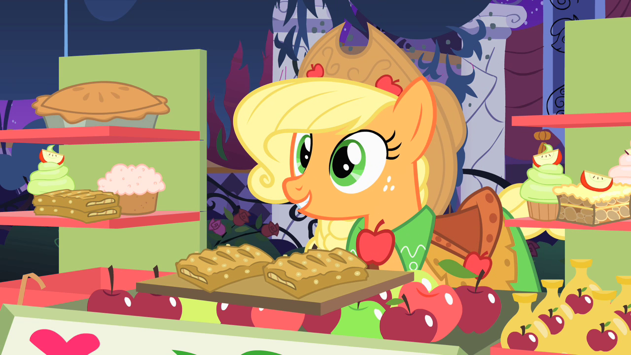 applejack my little pony friendship is magic wiki fandom powered