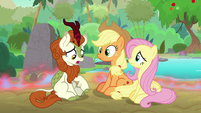 "Autumn Blaze ""not about having them"" S8E23"