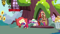 CMC leaving library in disguise S4E15