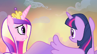 Cadance 'I'm a little out of practice' S4E11