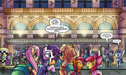 Comic issue 21 Carneighie Hall