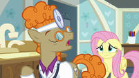 "Dr. Horse ""that wasn't a good sign"" S7E20"