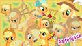 FANMADE Applejack Collage Mewkat14.png