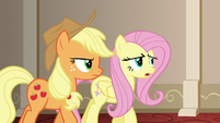 Fluttershy --whether we were able to fool you or not-- S6E20