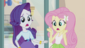 Fluttershy and Rarity gasp EG2.png