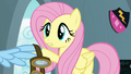 Fluttershy gives Rainbow her goggles S6E7.png