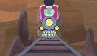 Friendship Express exits the tunnel S5E01