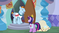 """Meathead Pony """"stackin' up for years!"""" S9E5"""