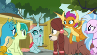 "Ocellus ""I can't remember!"" S8E2"