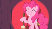 Pinkie Pie wow that's great S2E13
