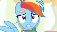 Rainbow Dash 'I'm an egghead' S02E16