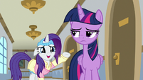 "Rarity ""but that's ridiculous!"" S8E16"