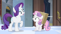 Rarity -do you have any idea- S4E19