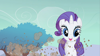 Rarity really strike S1E19