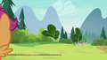 Rumble and campers gallop away from camp S7E21.png