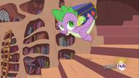 Spike los tiene