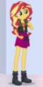 Sunset Shimmer ID EGDS2