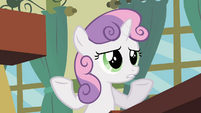 "Sweetie Belle ""if we're supposed to be journalists"" S2E23"