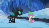 Thorax --I was raised by an evil queen-- S6E16