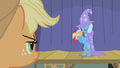 Trixie holding flowers S1E06.png
