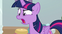 "Twilight Sparkle ""setting her up to fail"" S8E12"