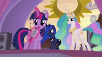 "Twilight Sparkle ""today will be the last"" S9E17"
