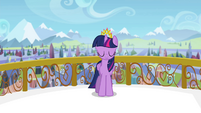 Twilight depressed again S4E25