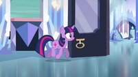 Twilight going to see Shining Armor S03E12