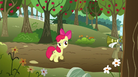 Apple Bloom asks -Take over-- S5E04