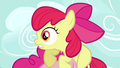 Apple Bloom on top of Pinkie Pie S2E18.png