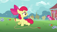 Apple Bloom sad 1 S2E18