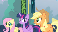 Applejack 'Of course she is' S4E13