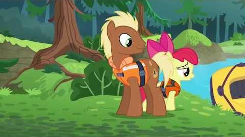 Arabic My Little Pony Out On My Own HD