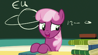 """Cheerilee """"have to remind the foals and fillies"""" S7E23"""