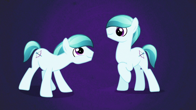 File:Crystal Arrow and Thorax as Crystal Arrow S6E16.png