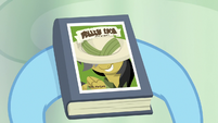 Daring Do and the Fallen Idol cover S9E21