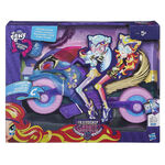 Equestria Girls Friendship Games Motocross Bike packaging