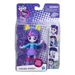 Equestria Girls Minis Twilight Sparkle Pep Rally packaging