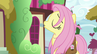 Fluttershy drinking the other potion S9E18
