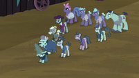 McColts in Delta Force formation S5E23