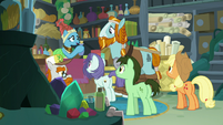 Meadowbrook -many creatures need healin'- S8E21