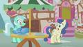 Parasprites eats Lyra Heartstrings' pie S1E10.png
