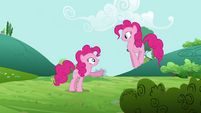 Pinkie Pie 'Because I'm you' S3E3