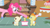 Pinkie Pie to Pumpkin Cake S2E13