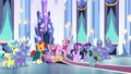 Princess Cadance approaching Crystal Hoof S6E16.png