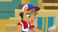 """Quibble """"go to the tournament instead"""" S9E6"""